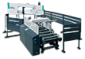 TWO-COLUMN band saw machine for angle cuts