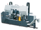 TWO-COLUMN band saw machine for vertical cuts
