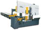 BAND SAW machine for cutting of tubes